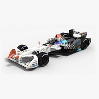 Faraday Future Dragon Racing Formula E