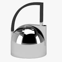 3d model of teapot 05