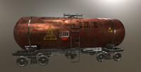 3d cistern fuel