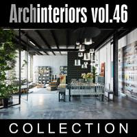 3d model archinteriors vol 46 interior scenes