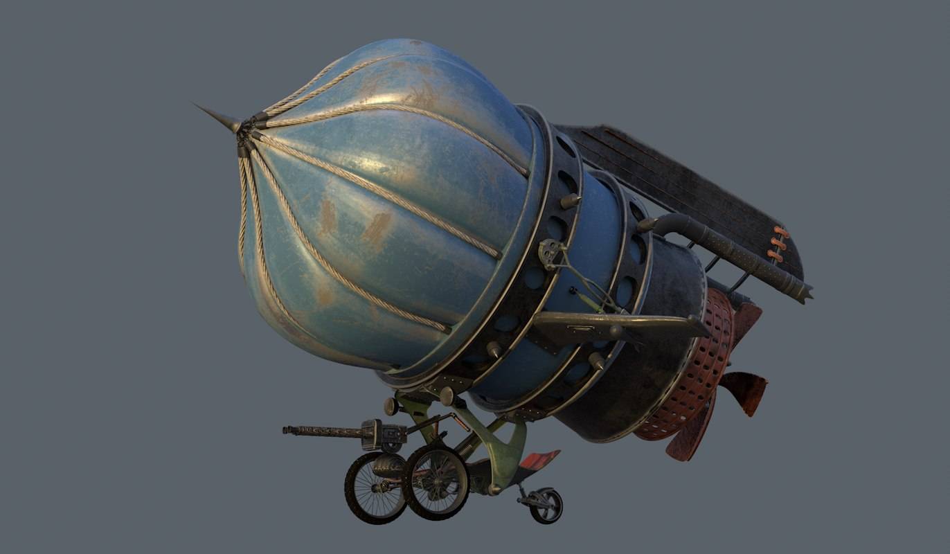 Steampunk Airship Battle | www.imgkid.com - The Image Kid ...