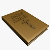 3d model bible