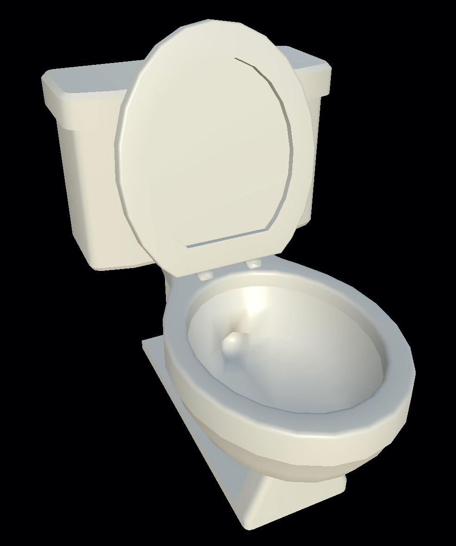 3d model of toilet - Toilet model ...