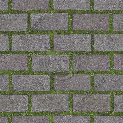 G272 brick road garden path texture SRF