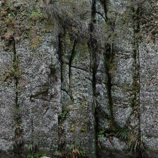 CLF004 cliff rockface texture