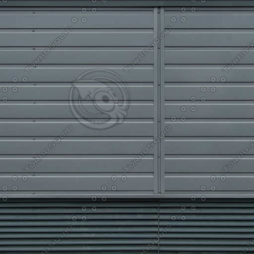 W294 metal wall cladding texture