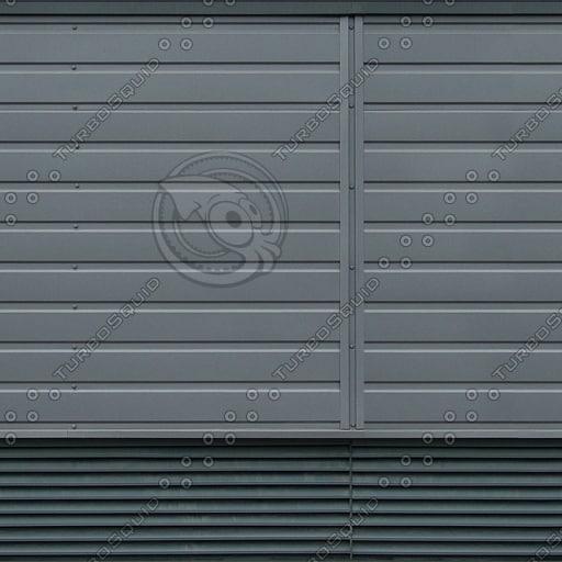 W294 metal wall cladding texture