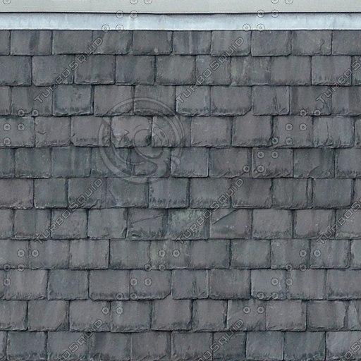 R001 slate roof trim