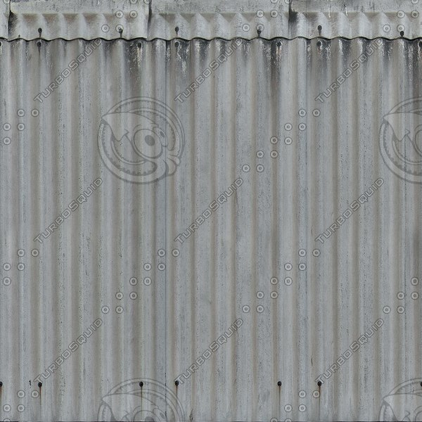 R080 corrugated roof texture