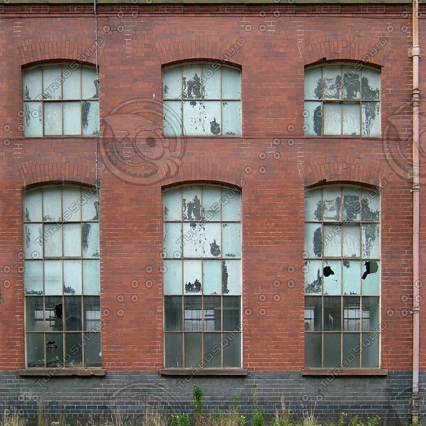 BF104 factory warehouse facade