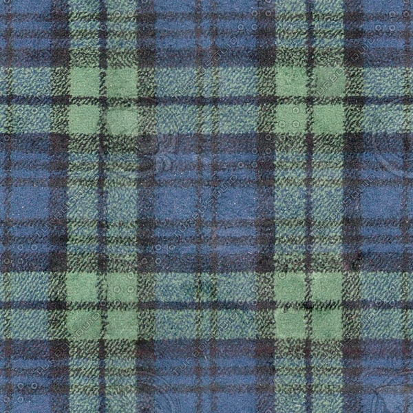 CRP009 tartan carpet fabric