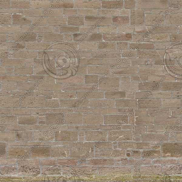 W033 sandstone wall texture