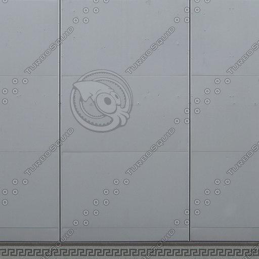 W387 wall cladding metal