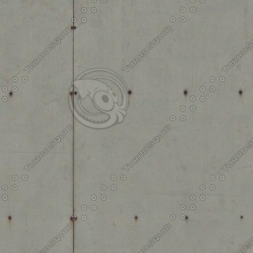 M199 metal wall gate