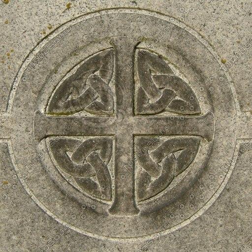MSC001 celtic knotwork engraving