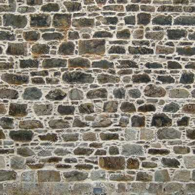 W334 brown stone wall texture