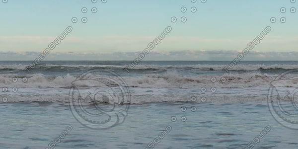 BG032 coastline ocean sea
