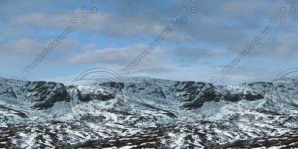 BG026 mountain landscape texture