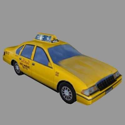 3d cab