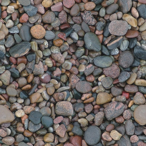 G402 shingle beach pebbles texture