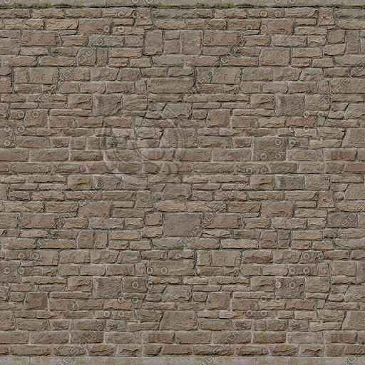 W088 stone wall sandstone texture