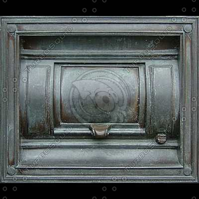 bank deposit box texture