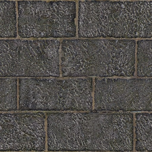 BL157 castle stone wall texture