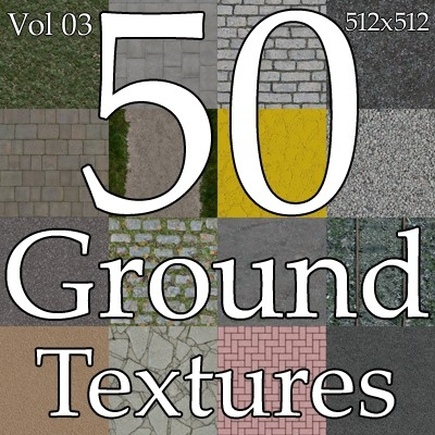 ground texture collection Vol03
