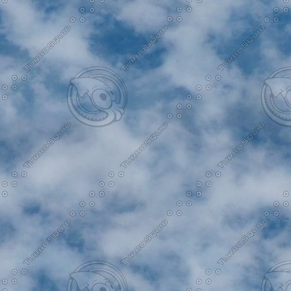 S003 cloudy sky texture