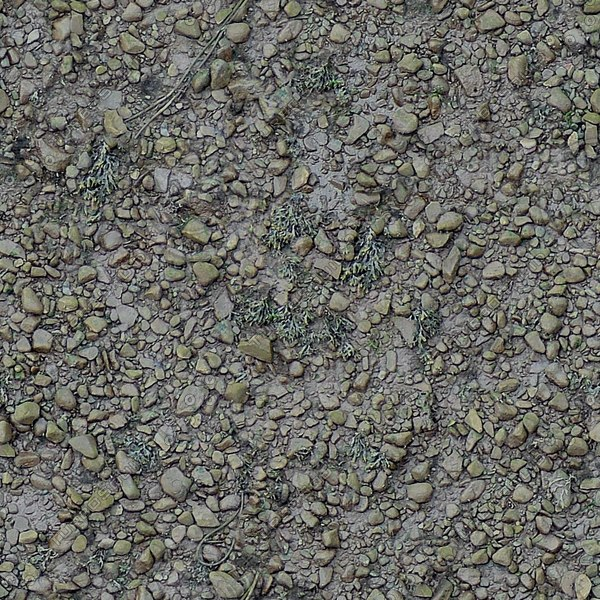 G125 riverbed seabed texture