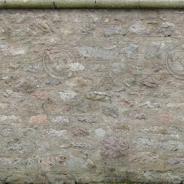 W078 stone wall blocks