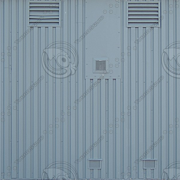 W154 metal wall cladding
