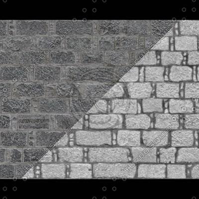 SRF stone blocks wall dyke texture