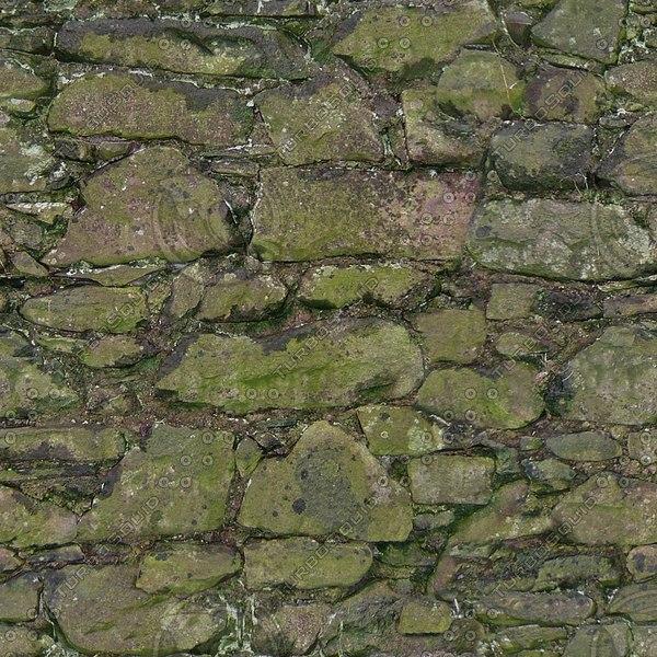 SW022 stone wall blocks