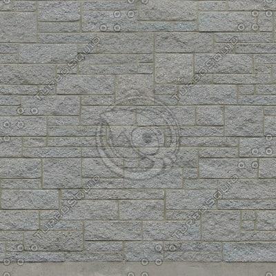 W129 ashlar stone wall texture