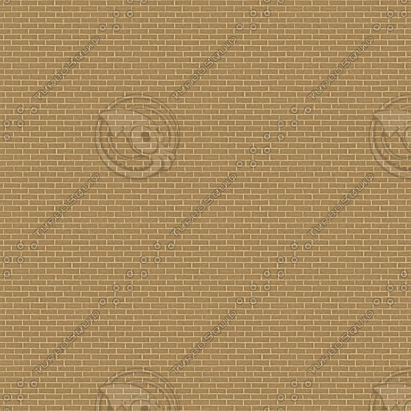 BRK023 bricks brick wall yellow brown