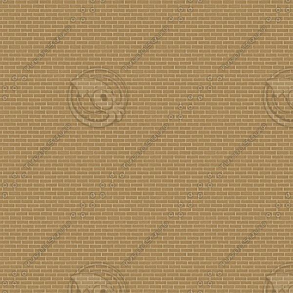 BRK023 bricks brick wall yellow brown