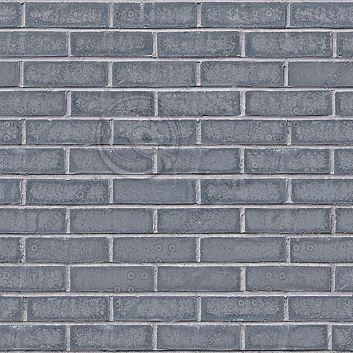 BRK009 gray bricks texture