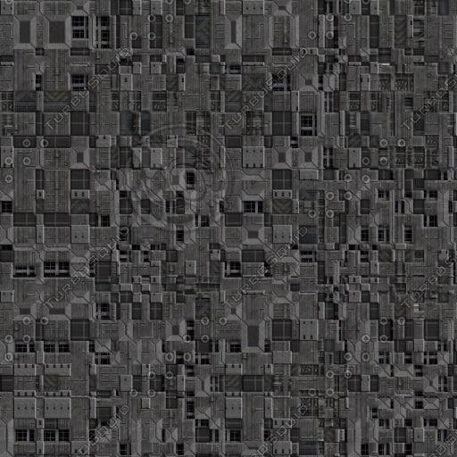 Texture Bmp Spaceship Hull Wall