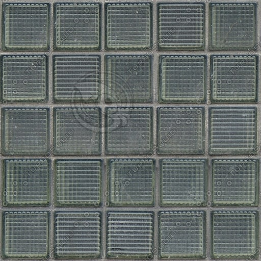 T027 glass window tiles texture
