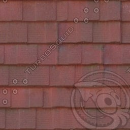 UPRF13 red roof tiles texture