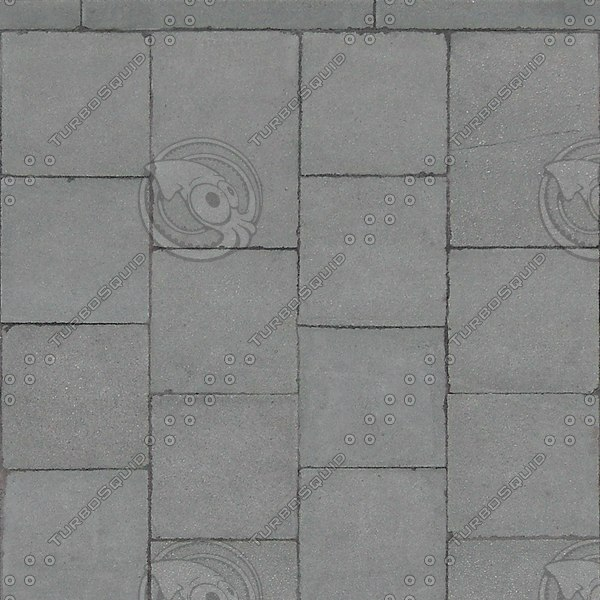 G093 sidewalk paving stones texture