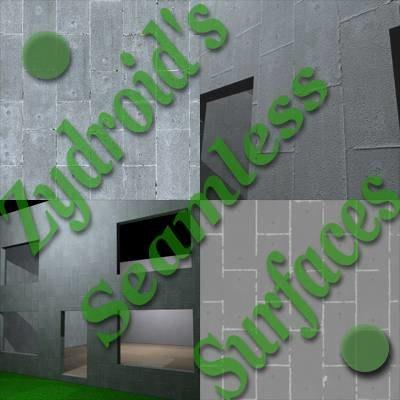 SRF old concrete wall bump map