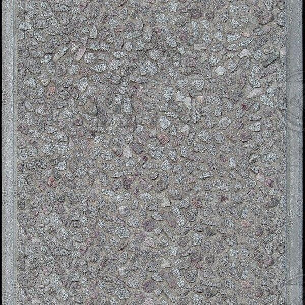 C004 concrete wall panels texture