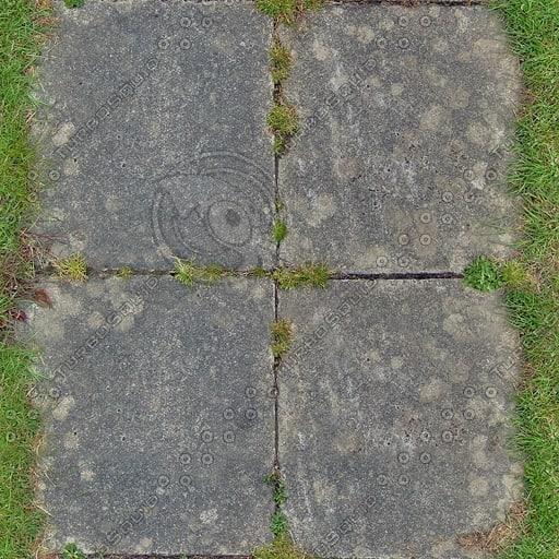 G198 garden path texture