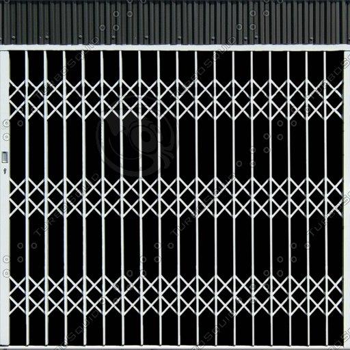 M010 metal evevator door