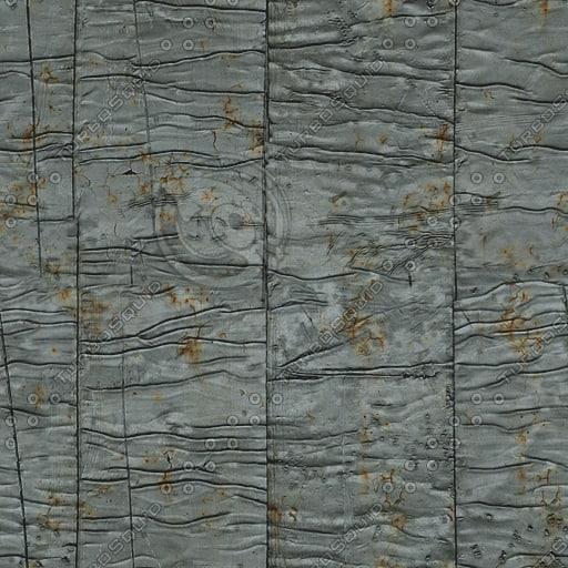 M129 thermal lagging sheet metal