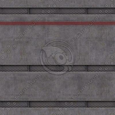 SF034 gray metal wall texture