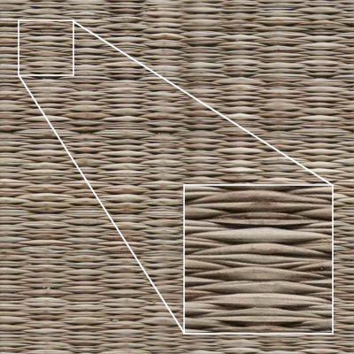 Tileable wicker texture