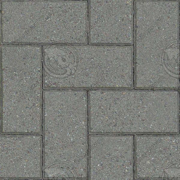 G320 brick paving sidewalk